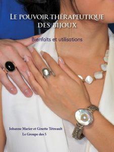 livre le pouvoir therapeutique des bijoux et quartz