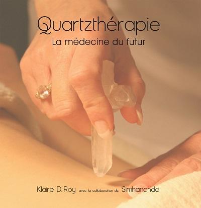 Livre de thérapie par quartz