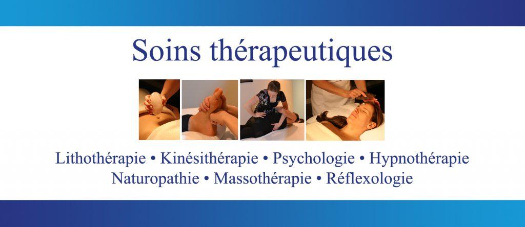 soins thérapeutiques