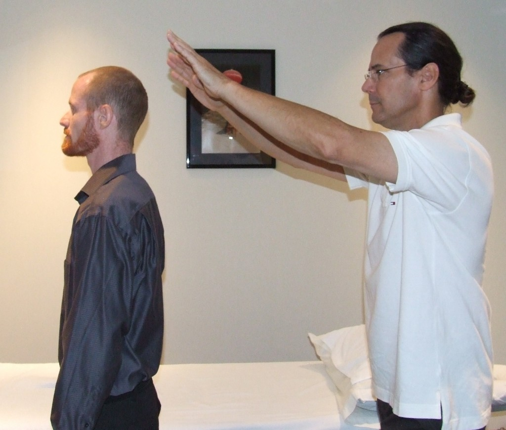 qi-gong - massage